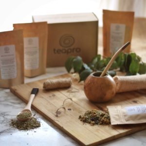gourd and bombilla yerba mate teapro august tea subscription