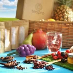 Teapro July Fruit Cooler