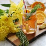 Orange Sunshine mocktail